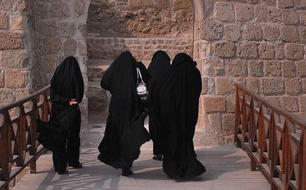 Bahrain Women Dress Bahrain Tells Women to Stay