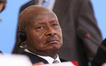 Mubiru homosexual uganda