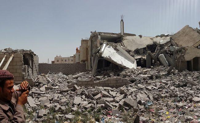 Suudi Arabistan'ın Yemen Sicili: Hastane Bombalamaları