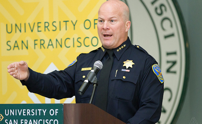 San Francisco Police Chief Greg Suhr Resigns Following Another Police Killing