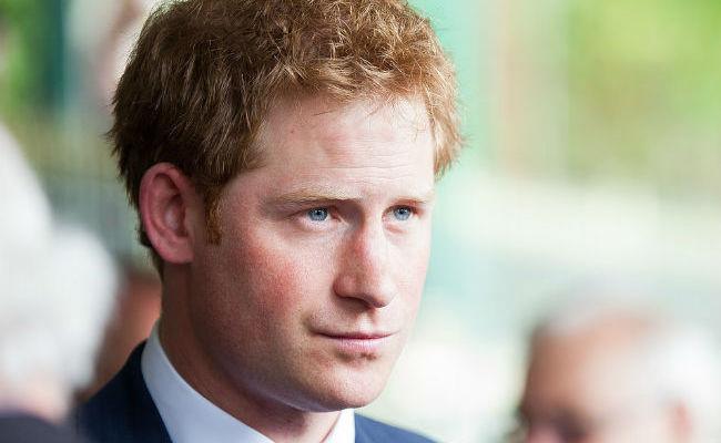Prince Harry Underwent a Live HIV Test to End Stigma
