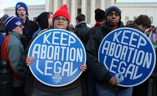 Oklahoma Supreme Court invalidates law restricting abortion