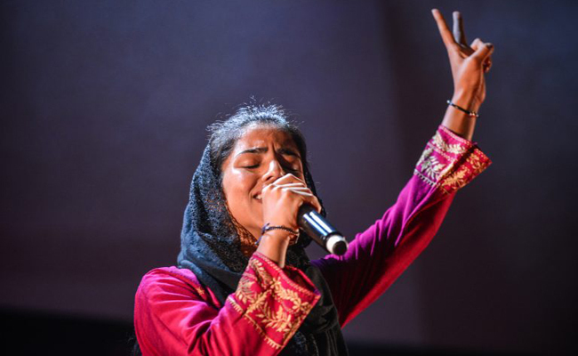 Sonita Alizadeh Raps to End Child Marriage