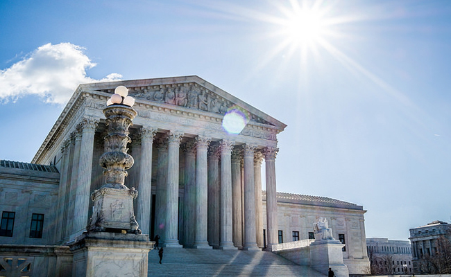 Justices could limit recovery in securities fraud cases