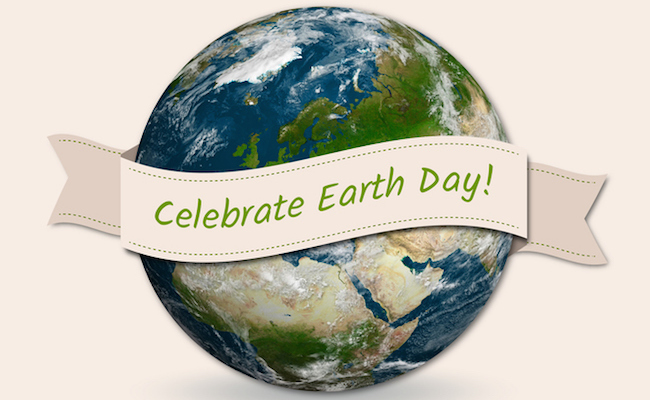 Take the Earth Day challenge