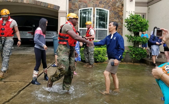 Donating To Harvey Relief? Read This Now