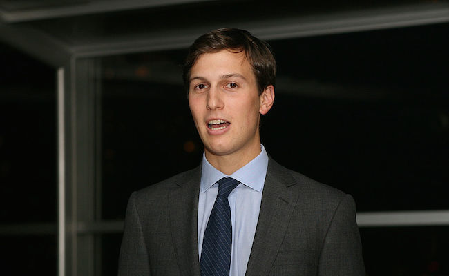 Mueller Investigating Kushner's Contacts With Israeli Officials
