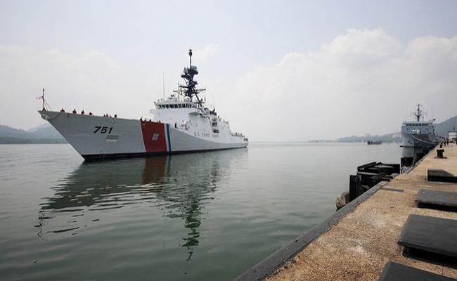Us Coast Guard Ships
