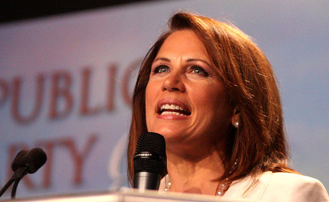 Yes a Potential Michele Bachmann Run for Senate Is Great News                                             tweet