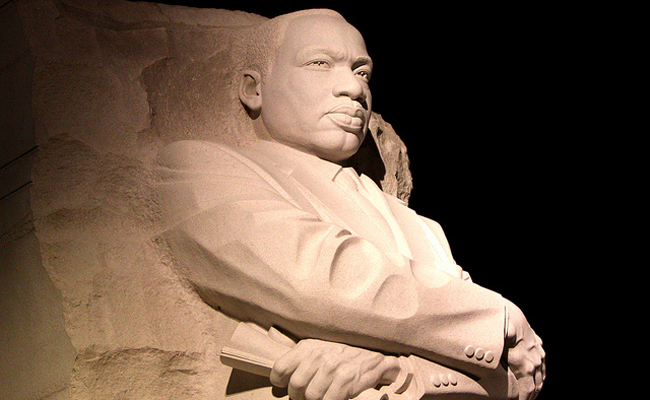 Diocese hosts Martin Luther King celebration