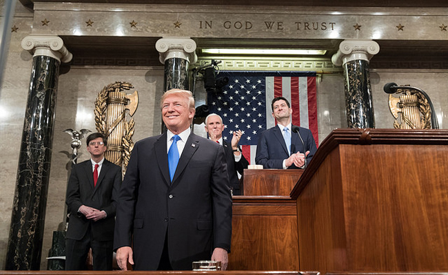 4 Key Examples Of Disturbing Patriotism In The State Of The Union