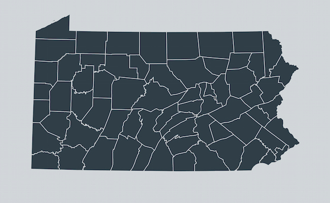 Pa. Lawmakers Won't Meet Deadline To Vote On Congressional Map