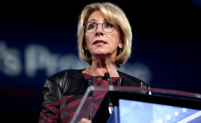 Betsy Devos Ignorance Is Not Compelling >> Betsy Devos Visit To Parkland Was Yet Another Disappointment