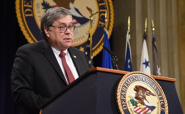 Barr to testify before Senate as Mueller report looms