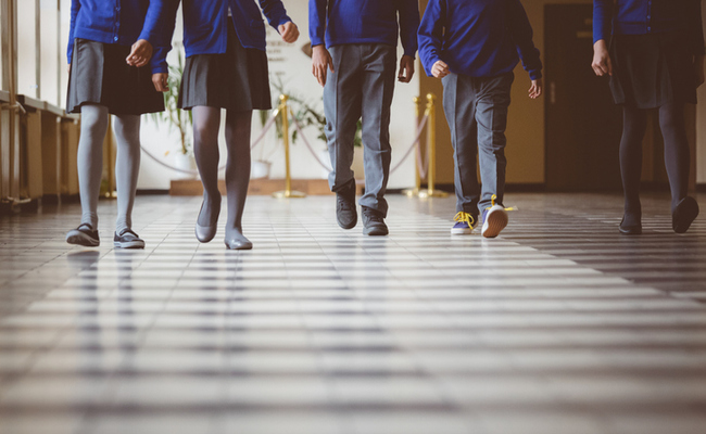 dc6303e51f Are Schools Really Still Forcing Girls To Wear Skirts? | Care2 Causes