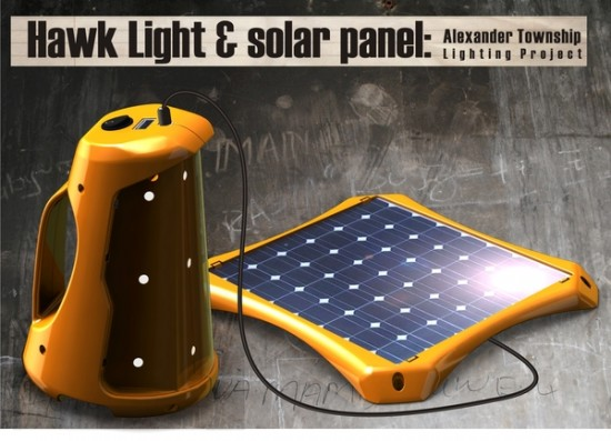 hawk light, solar panel, solar lantern