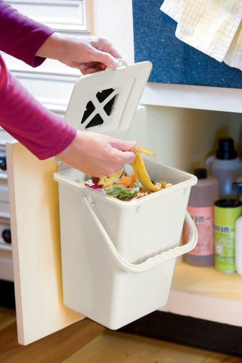 countertop compost pail this