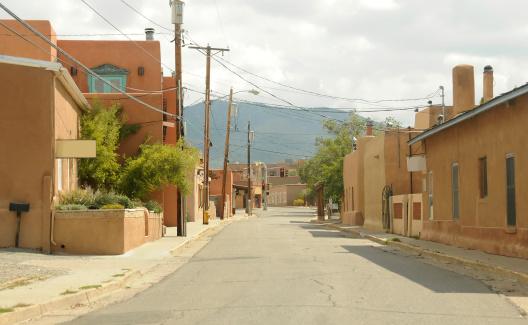 2. Santa Fe, New Mexico, USA