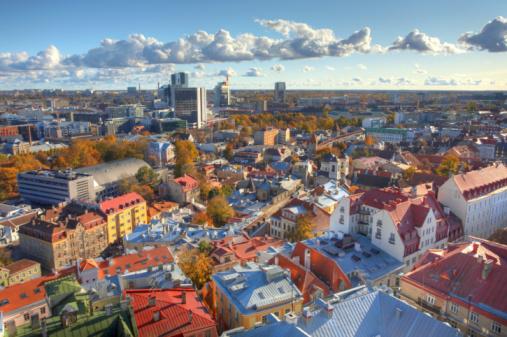 Tailinn, Estonia