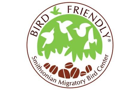 Bird Friendly Coffee Certification Logo