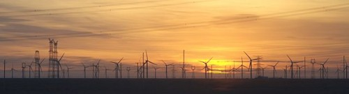gansu wind farm china
