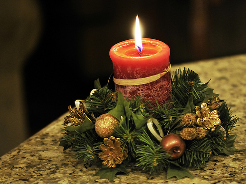non-toxic holiday decorations holiday candles