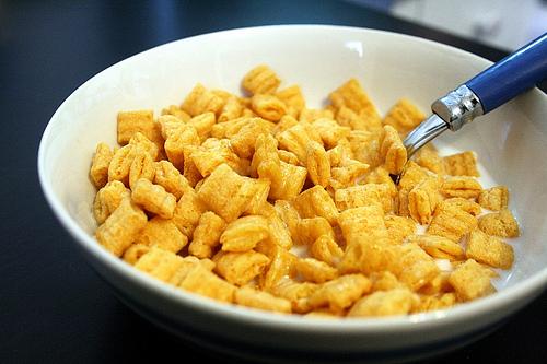 kroger cereal