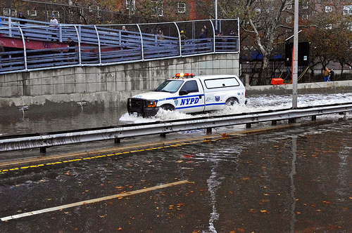 bloomberg hurricane sandy flooding