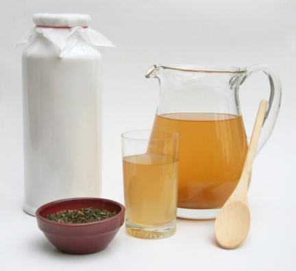 kombucha cultured foods