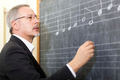 teaching music, music in our schools month