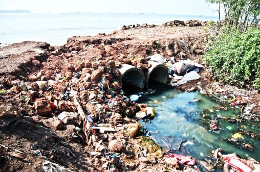 toxic dumping