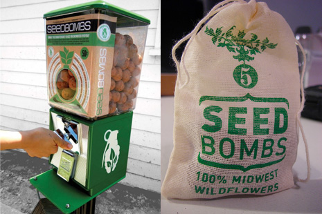 greenaid seed bombs