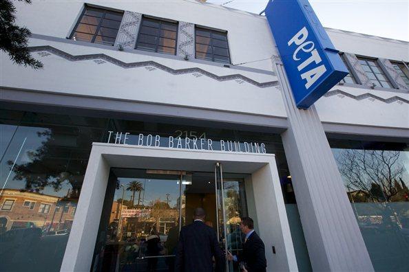 PETA's LA Office