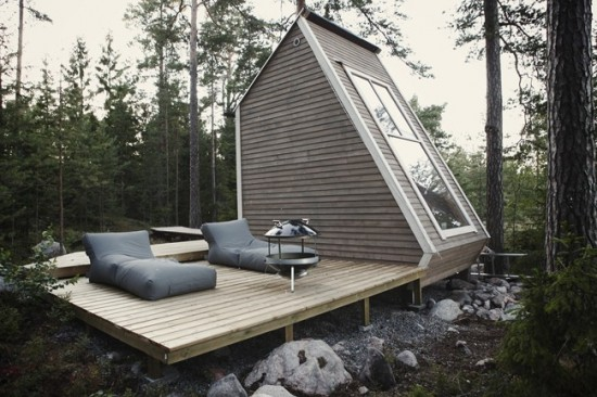 Finnish Tiny House