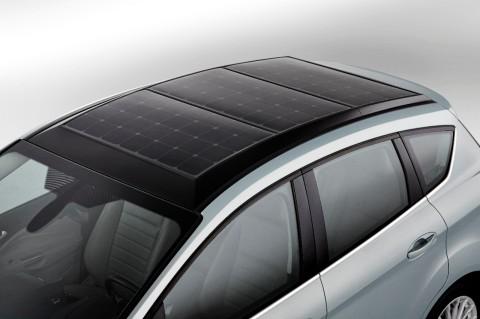 ford solar car
