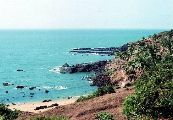 beach goa india