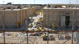 Prisoners in Iraq/ AFP Michael V. May
