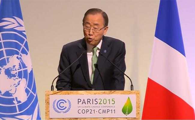 COP-21-Talks