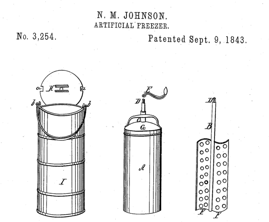 Photo credit: U.S. Patent Office