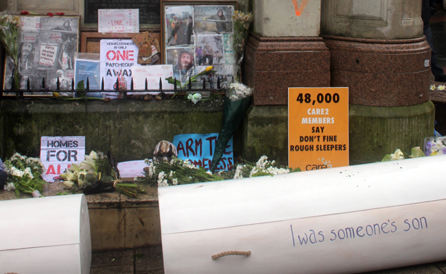 Coffins-To-Represent-Homeless-Deaths