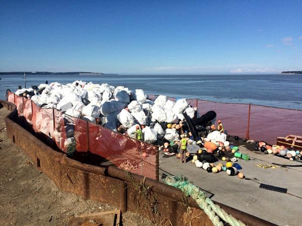 Alaska trash