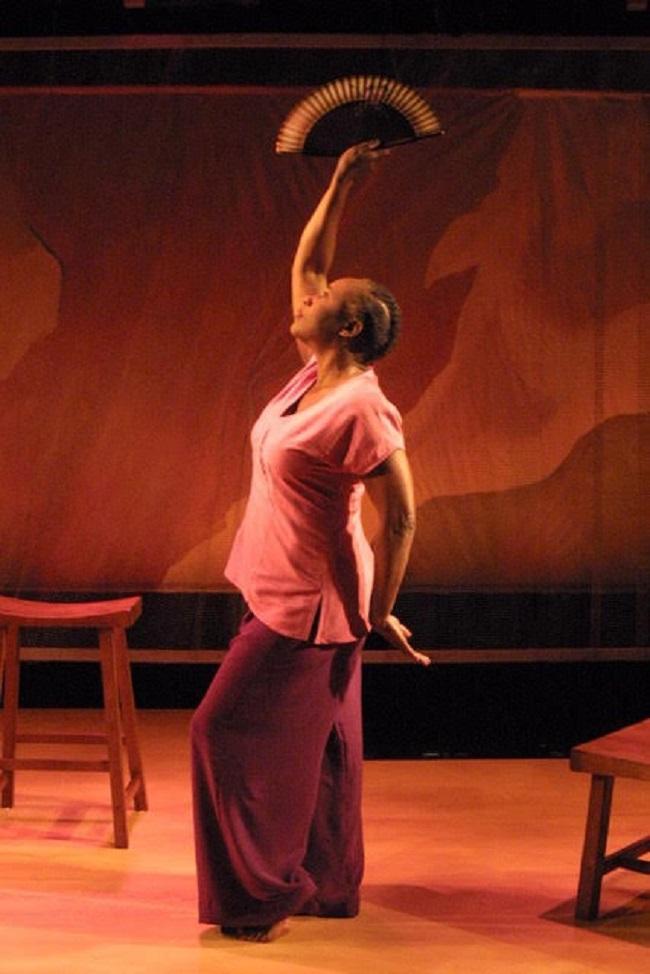 Rose Weaver Dance