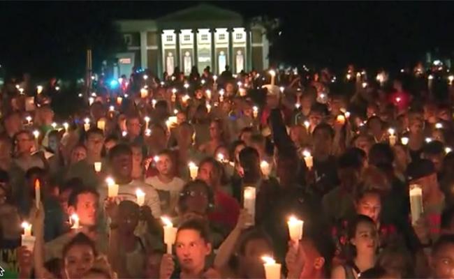 Charlottesvile-vigil