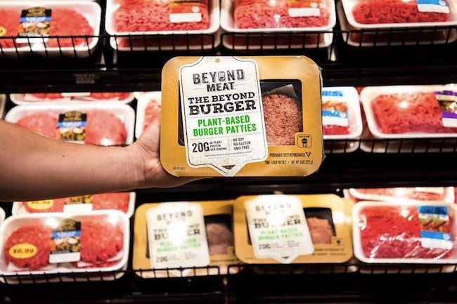 Photo credit: Beyond Meat