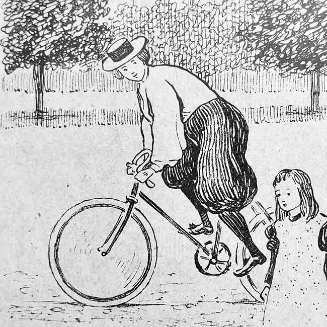 Modern Roads Were Designed for Bikes, not Cars