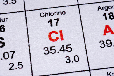 Chlorine in Household Cleaners