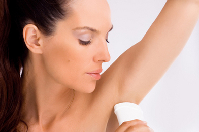The Difference Between Deodorant and Antiperspirants