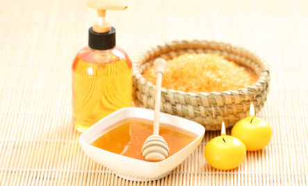 Emollient Honey Bath