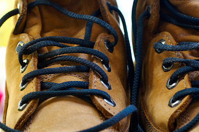 Waterproofing Boots Naturally