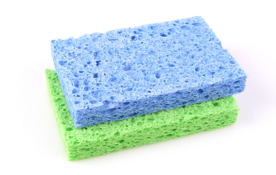 Wipe Out: Buying Safer Sponges